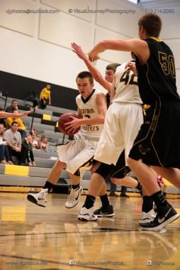 Boys Soph Center Point-Urbana vs Waverly Shell Rock-0830