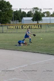 Softball Level 2 Vinton Shellsburg vs Benton Community 2014-6510