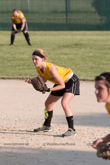 Softball Level 2 Vinton Shellsburg vs Benton Community 2014-6564