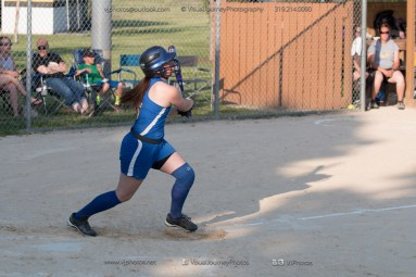 Softball Level 2 Vinton Shellsburg vs Benton Community 2014-6596