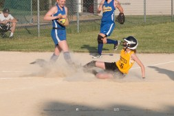 Softball Level 2 Vinton Shellsburg vs Benton Community 2014-6651