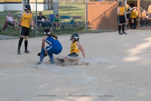 Softball Level 2 Vinton Shellsburg vs Benton Community 2014-6661