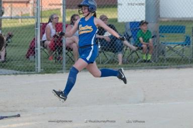 Softball Level 2 Vinton Shellsburg vs Benton Community 2014-6694