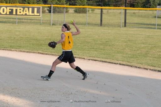 Softball Level 2 Vinton Shellsburg vs Benton Community 2014-6725