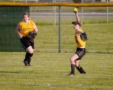Softball Level 2 Vinton Shellsburg vs Benton Community 2014-6729