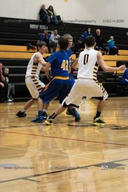 JV Boys Basketball Vinton-Shellsburg vs Benton Community-1024