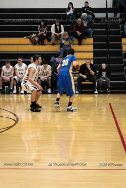 JV Boys Basketball Vinton-Shellsburg vs Benton Community-1051