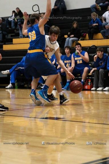 JV Boys Basketball Vinton-Shellsburg vs Benton Community-1106
