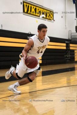 JV Boys Basketball Vinton-Shellsburg vs Benton Community-1112