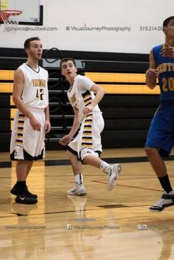JV Boys Basketball Vinton-Shellsburg vs Benton Community-1214
