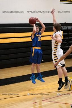 JV Boys Basketball Vinton-Shellsburg vs Benton Community-1410
