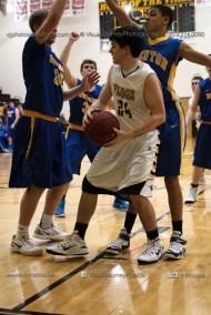 JV Boys Basketball Vinton-Shellsburg vs Benton Community-1430