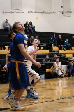 JV Boys Basketball Vinton-Shellsburg vs Benton Community-1434
