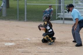 Softball Varsity Vinton-Shellsburg vs Clear Creek Amana 2014-4916