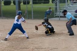 Softball Varsity Vinton-Shellsburg vs Clear Creek Amana 2014-4947