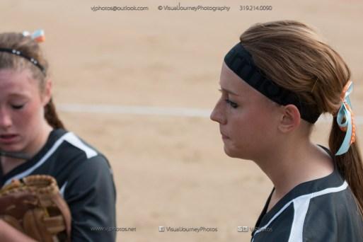 Softball Varsity Vinton-Shellsburg vs Clear Creek Amana 2014-4959