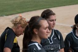 Softball Varsity Vinton-Shellsburg vs Clear Creek Amana 2014-4965