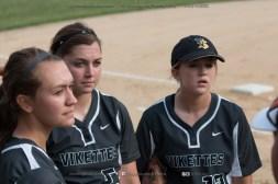 Softball Varsity Vinton-Shellsburg vs Clear Creek Amana 2014-4968