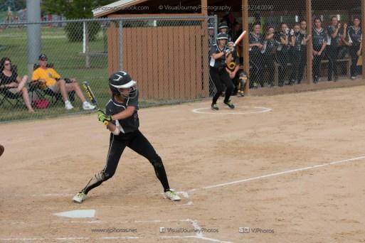Softball Varsity Vinton-Shellsburg vs Clear Creek Amana 2014-4973