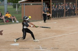 Softball Varsity Vinton-Shellsburg vs Clear Creek Amana 2014-4974