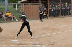 Softball Varsity Vinton-Shellsburg vs Clear Creek Amana 2014-4979