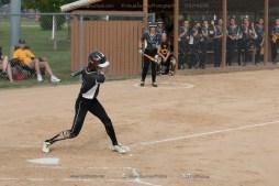 Softball Varsity Vinton-Shellsburg vs Clear Creek Amana 2014-4987