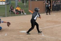 Softball Varsity Vinton-Shellsburg vs Clear Creek Amana 2014-4991