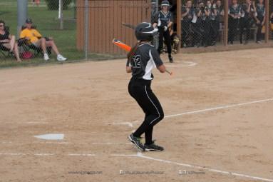 Softball Varsity Vinton-Shellsburg vs Clear Creek Amana 2014-4993