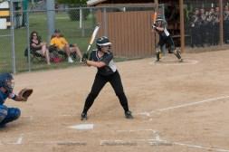 Softball Varsity Vinton-Shellsburg vs Clear Creek Amana 2014-5029