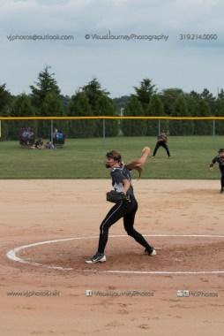 Softball Varsity Vinton-Shellsburg vs Clear Creek Amana 2014-5069