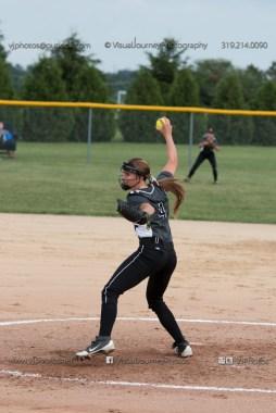 Softball Varsity Vinton-Shellsburg vs Clear Creek Amana 2014-5083