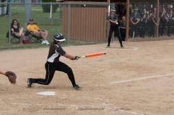 Softball Varsity Vinton-Shellsburg vs Clear Creek Amana 2014-5108