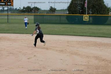Softball Varsity Vinton-Shellsburg vs Clear Creek Amana 2014-5117