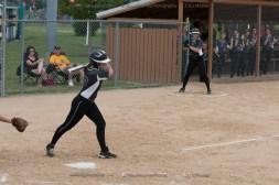 Softball Varsity Vinton-Shellsburg vs Clear Creek Amana 2014-5132