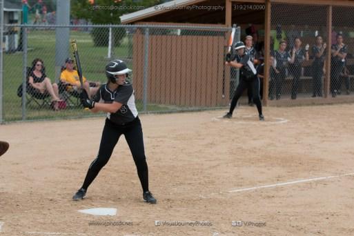 Softball Varsity Vinton-Shellsburg vs Clear Creek Amana 2014-5138