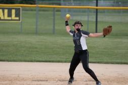 Softball Varsity Vinton-Shellsburg vs Clear Creek Amana 2014-5164