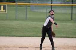 Softball Varsity Vinton-Shellsburg vs Clear Creek Amana 2014-5166