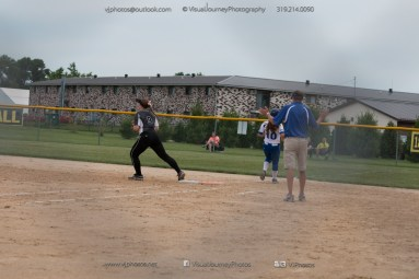 Softball Varsity Vinton-Shellsburg vs Clear Creek Amana 2014-5175