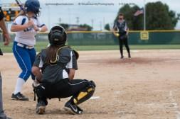 Softball Varsity Vinton-Shellsburg vs Clear Creek Amana 2014-5177