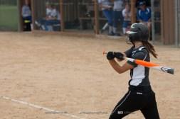 Softball Varsity Vinton-Shellsburg vs Clear Creek Amana 2014-5199