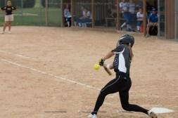 Softball Varsity Vinton-Shellsburg vs Clear Creek Amana 2014-5205