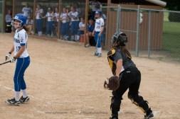 Softball Varsity Vinton-Shellsburg vs Clear Creek Amana 2014-5262