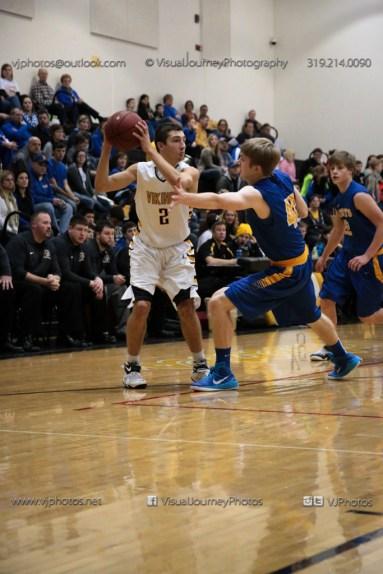 Varsity Basketball Vinton-Shellsburg vs Benton Community-9398