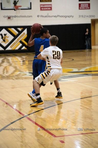 Varsity Basketball Vinton-Shellsburg vs Benton Community-9410