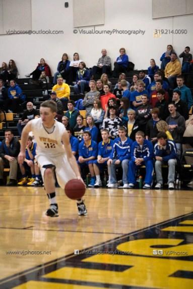 Varsity Basketball Vinton-Shellsburg vs Benton Community-9473