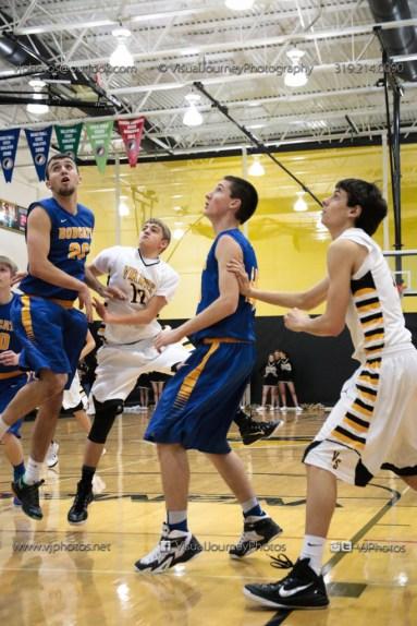 Varsity Basketball Vinton-Shellsburg vs Benton Community-9516