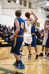 Varsity Basketball Vinton-Shellsburg vs Benton Community-9558