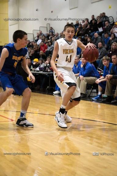 Varsity Basketball Vinton-Shellsburg vs Benton Community-9586