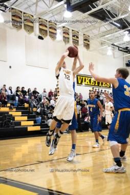 Varsity Basketball Vinton-Shellsburg vs Benton Community-9594