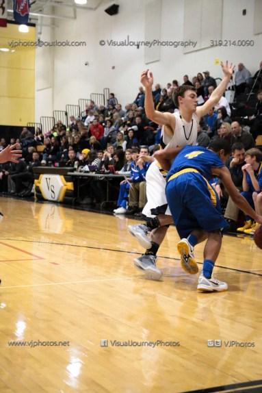 Varsity Basketball Vinton-Shellsburg vs Benton Community-9600